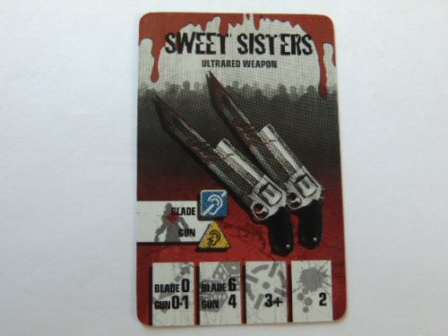 survivor equipment card (sweet sisters)